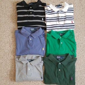 Lot of Men's Polo Shirts